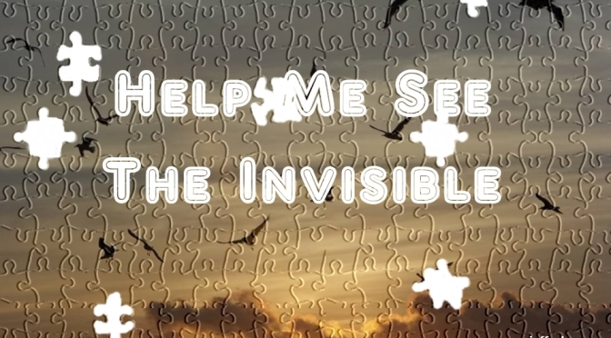 Help Me See The Invisible
