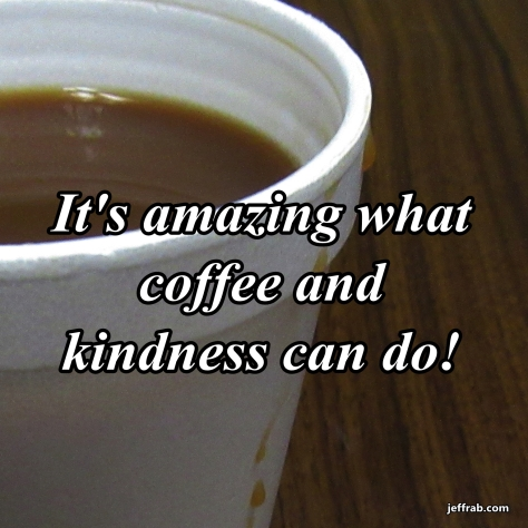 Coffee Kindness Story