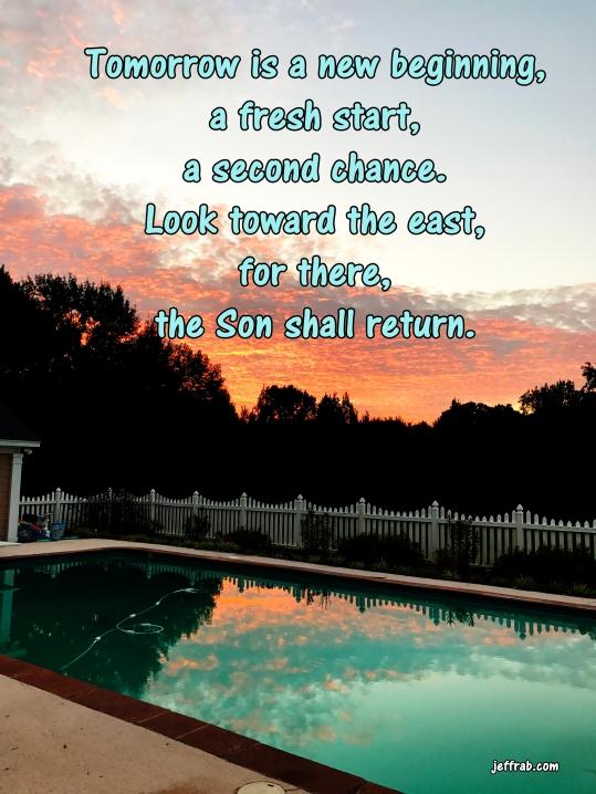 The Sun's Hope