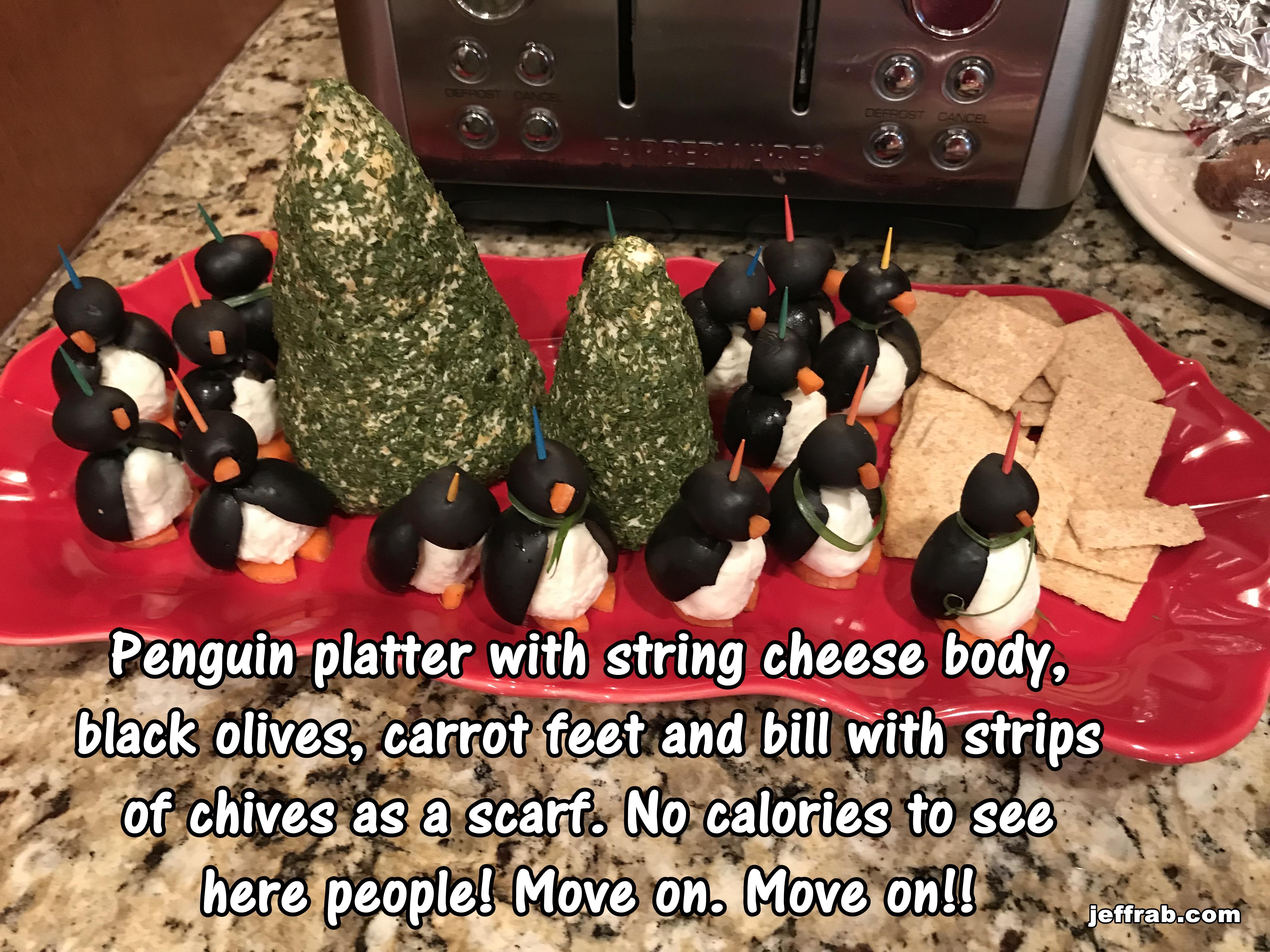 Christmas Calories Story!