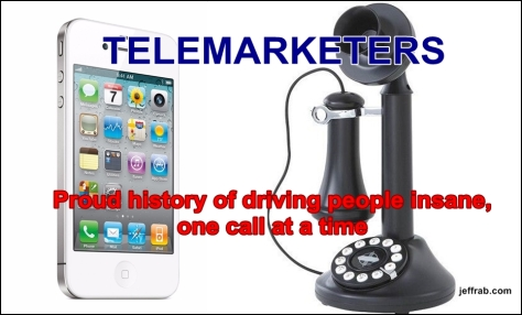 Telemarketers Story -- Read here!!