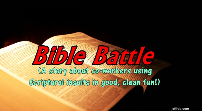 Bible Battle