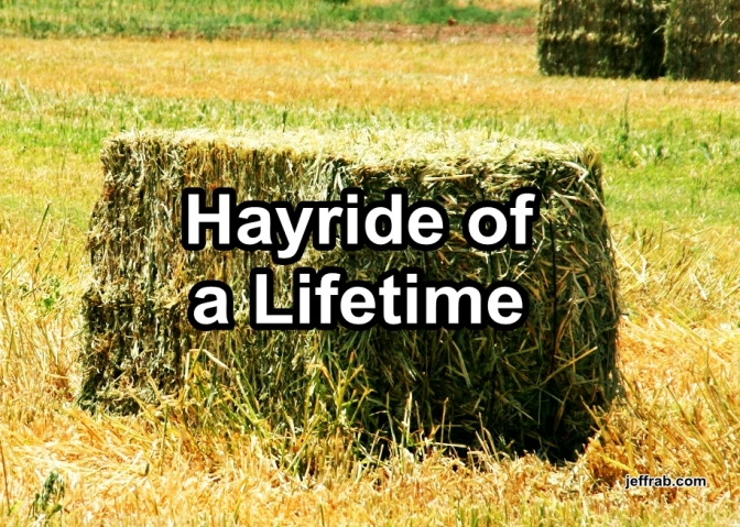 Hayride of a Lifetime