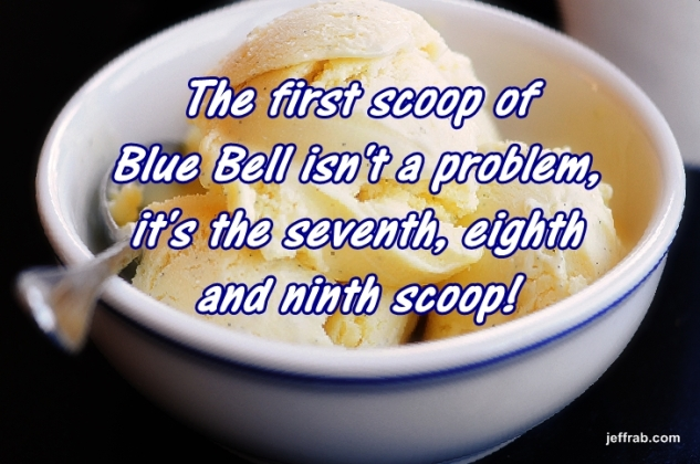 Blue Bell Blues story!