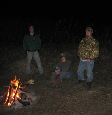 Long Night at Camp