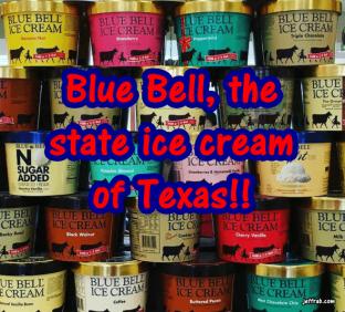 Texas Blue Bell