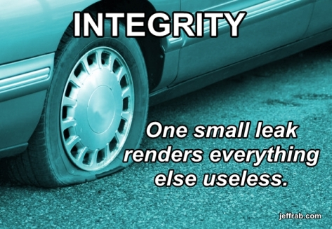 Extra Mile Integrity story