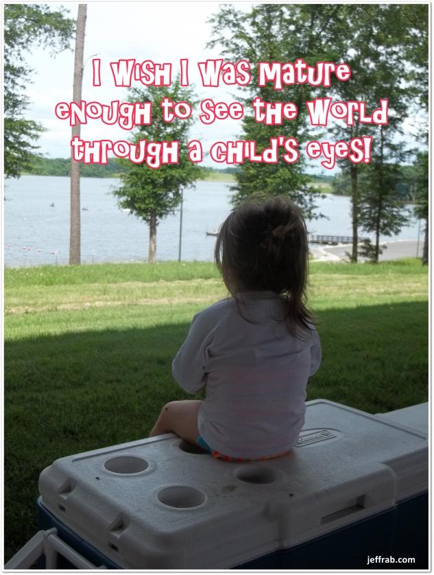 A Child's Wisdom story