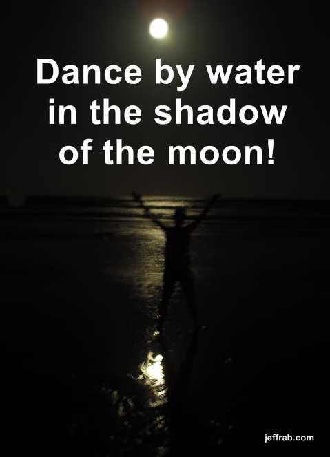 In The Shadows of the Moon story