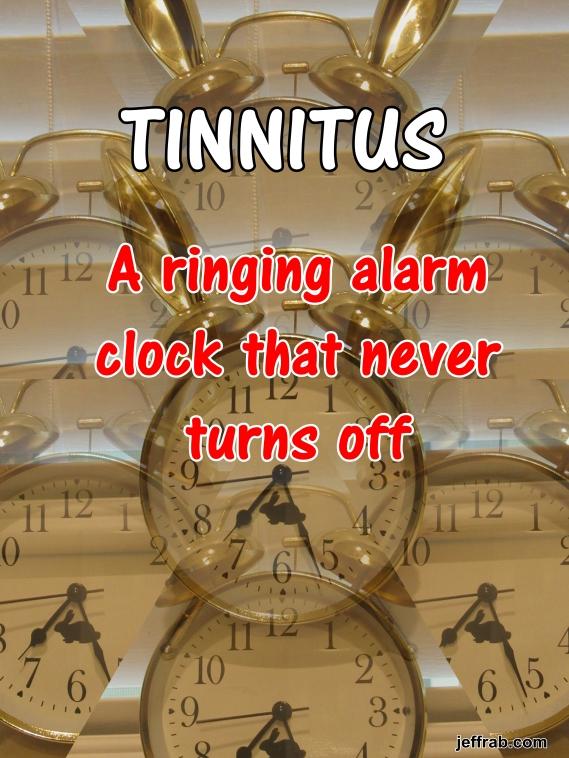 Tinnitus story