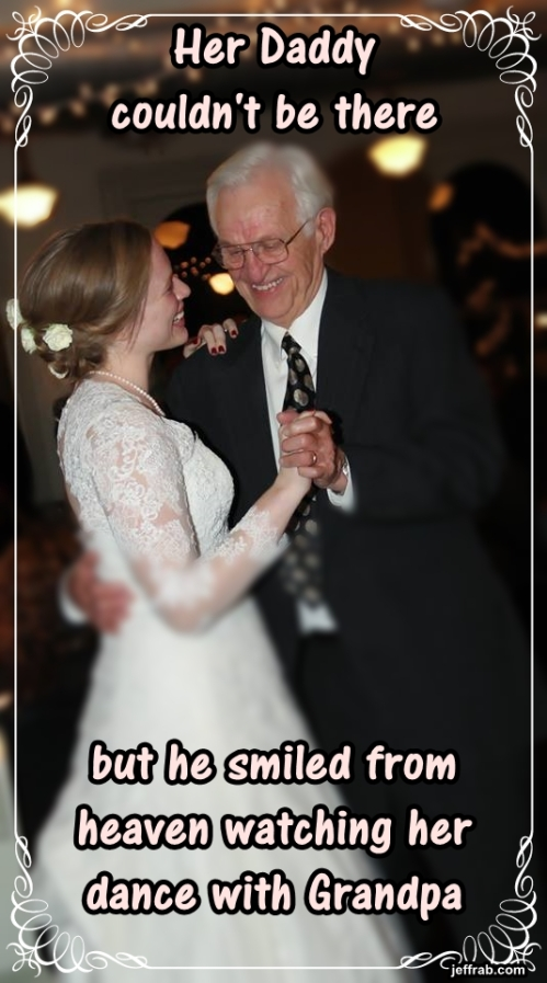 The Daddy Daughter Dance story