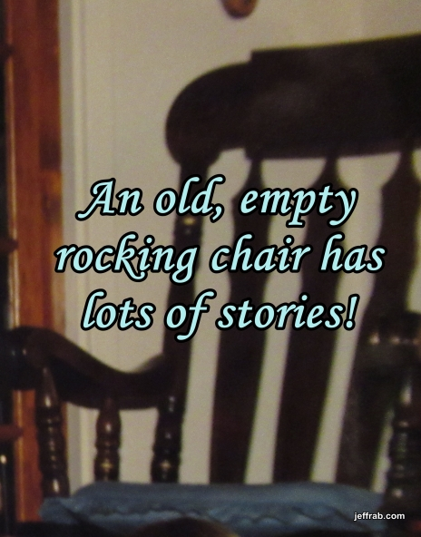 Rocking Chairs of Life