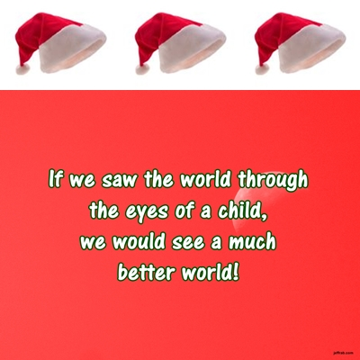Wanna Be Santa Story