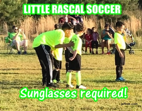 Little Rascal Soccer