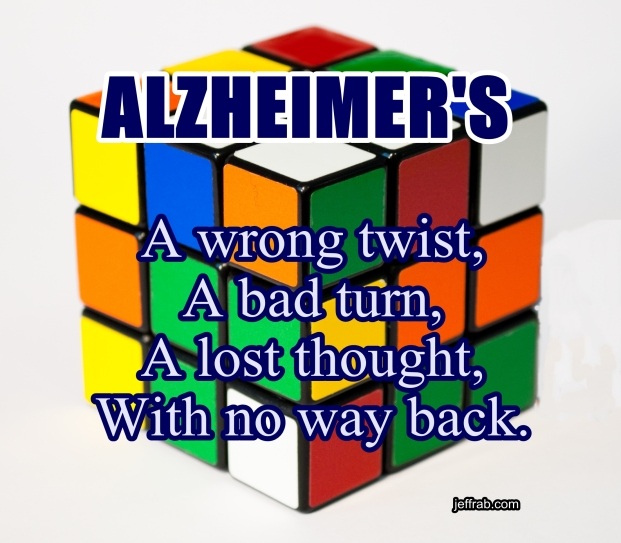 Alzheimer's Story