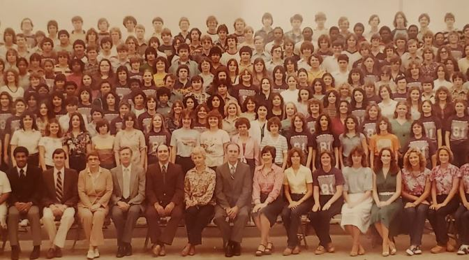 Forty Years Ago